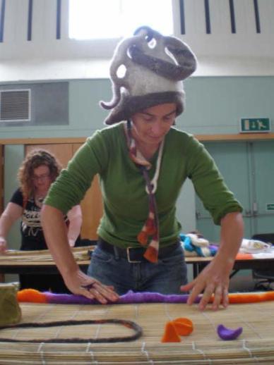 Anita Larkin Workshop