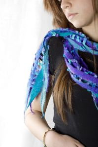 Scarf by Elizabeth Bonnar