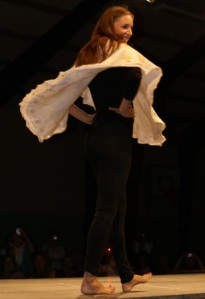 Felt Fashion Show in Denmark 2009
