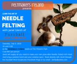 Needlefelting workshop