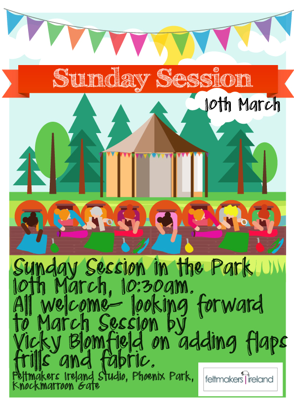 SUNDAY SESSION march