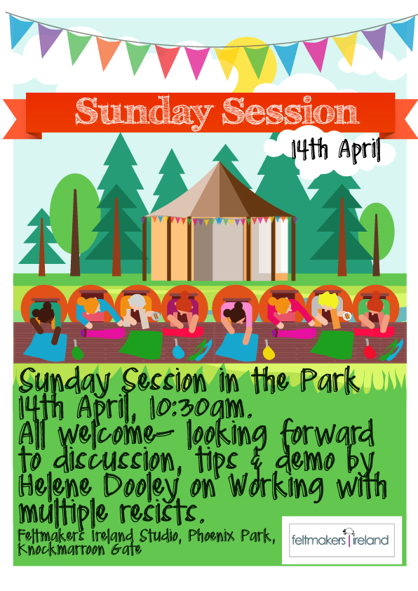 SUNDAY SESSION April
