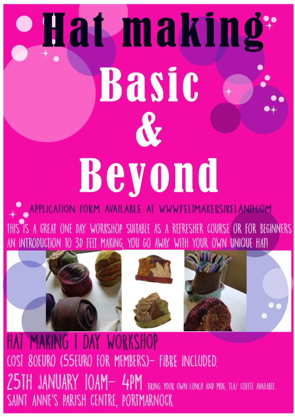 basic and beyond hat making 2020