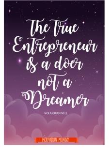 doer not dreamer