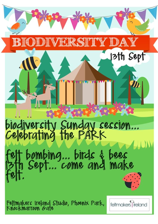 biodiversity day 13th sept